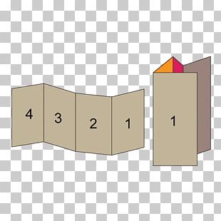Пирамида с 3 фальцами